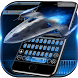 space aircraft star keyboard alien by Keyboard Theme Factory