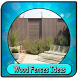 Wood Fence Design Ideas by KVM apps