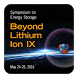 Beyond Lithium Ion IX by KitApps, Inc.