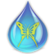 Rain Drop C Launcher Theme by Best theme workshop