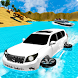 Beach Jeep Water Real Surfing by Games Tree