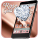Rose Gold Theme & Wallpaper by android themes & Live wallpapers