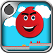Bouncing Red Ball by Nofar Apps