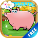 Kids Farm Animals - Kids Game 1, 2, 3 years old by Pebble Paw