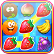 Candy Crash Fruits Saga by Crush of Apps