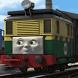 enigma train cartoon friends