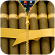 Cigar Zipper Lock Screen by Entertainment Apps Studio