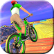 Impossible Tracks Bicycle Rider: Stunt Driver 2017 by Fun Simulator Studio - action, sim and racing game