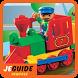 JEGUIDE LEGO DUPLO Train by KarenStacyStudio