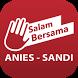 Salam Bersama Anies - Sandi by DIGITAL-83