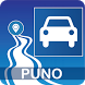 Mapa vial de Puno - Perú by DePeru.com