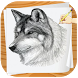 How To Draw Wolves by Drawing Studio Pro