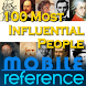 100 Most Influential People by MobileReference