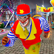 Crazy Clown Run - Running Game by Mole V Studio