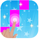 Pink Piano Tiles 2 by dev6_6