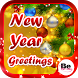 New Year Greetings by BeSmile