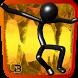 Stickman Cave Runner by Gambit SIM Studios