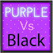 Pretty Purple vs Black Theme by Inner Works Studios