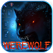 Monster wolf Keyboard Theme by hot keyboard themes