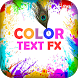 Color Text FX by Photo Apps Zone