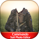 Commando Suit Photo Editor by JK Apps Studio