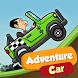 Bean Adventure Car - Around The World