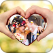 Romantic Love Photo Frames by Big Slice Technology