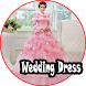 Wedding Dress Design by RayaAndro27