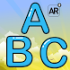 Alphabet Learning Game Augmented Reality by Hyperlink Infosystem