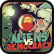 Aliens vs Democracy by Kozyon