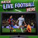 Live Football Streaming TV & Score Updates by Shezad Aslam