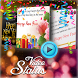 Video Status - DP Maker - New Year 2018 by Creta Mobile Apps