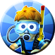 Scuba Diver - Treasure Chest by Heliox Media