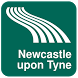 Newcastle upon Tyne Map by iniCall.com