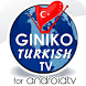 GinikoTurkish TV for AndroidTV by Giniko TV