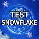 Test Snowflake by Alexandr Makarov