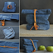 Creative Recycled Jeans Craft by HakaApps
