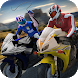 Motorcycle Traffic COP Ride by Art Mega Drive Games