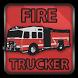 Fire Trucker by Ovidiu Pop