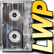 Cassette Live Wallpaper Retro by Steampunk Apps for Android