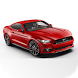 Muscle car sounds by Camera sticker apps!