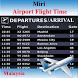 Miri Airport Flight Time by AsoftTech