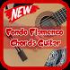 Fondo Flamenco Chords Guitar by Chordave