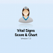 Vital Signs Score & Chart by GVK Software
