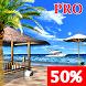 Beach In Bali 3D PRO LWP by Looks App