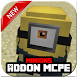 Minion addon for Minecraft PE by 4meVikings
