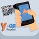 y-QR Reader by YHDatabase Co., Ltd.