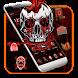 Red Bleed Skull Theme