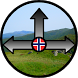 Norwegian Hiking Compass by Christian Berge
