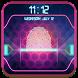 Fingerprint Lock Screen Prank App by Heather Art